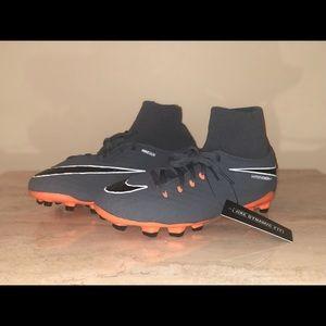 3114a4d29af Nike Shoes - Nike JR Hypervenom Phantom III DF FG AH7287-081